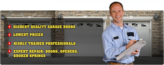 Waltham Garage Door Repair